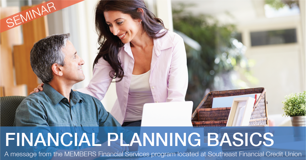 Financial Planning Basics Seminars and Webinar