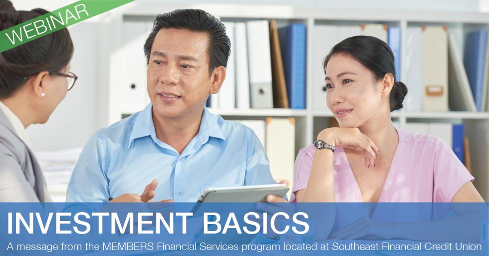 Investment Basics Webinar