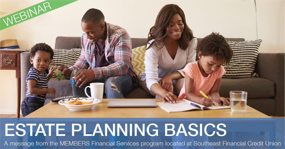 Estate Planning Basics Webinar