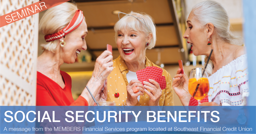 Social Security Basics Seminars and Webinar