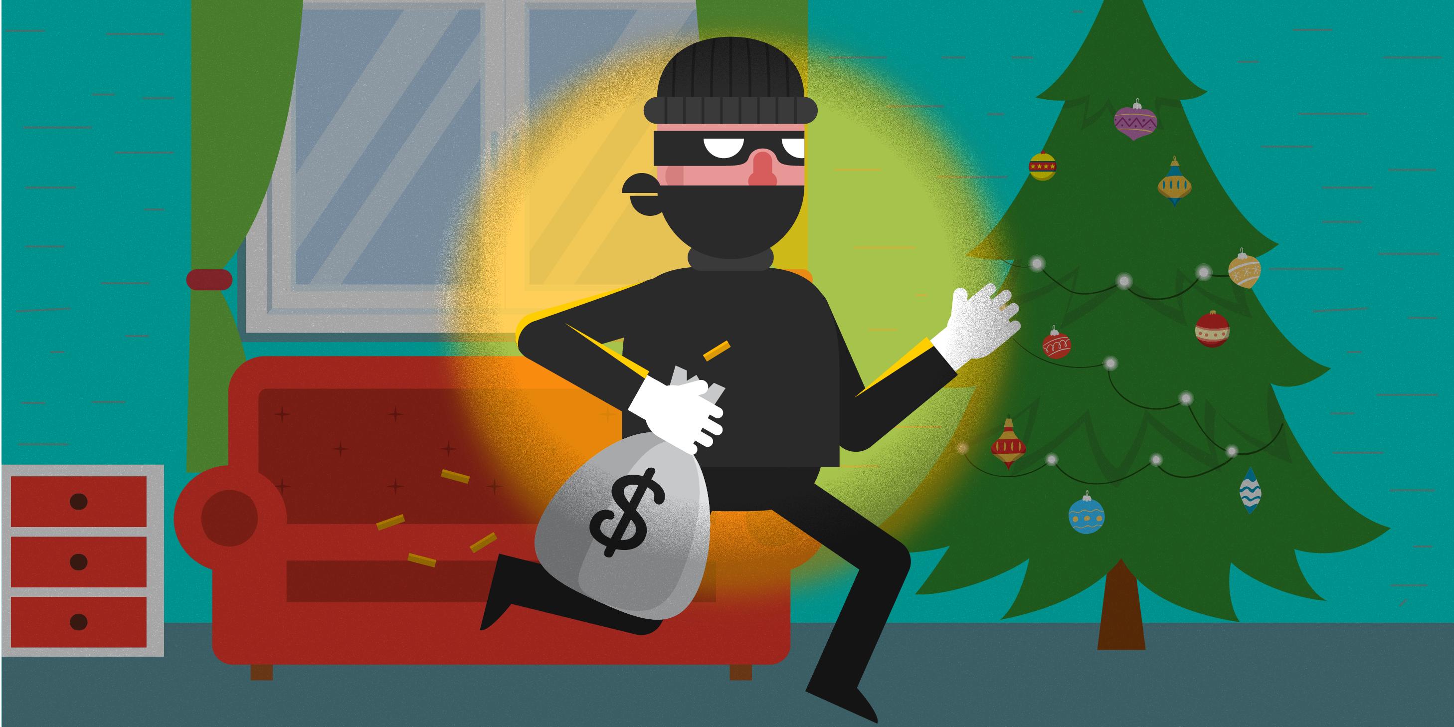 Christmas Robber 01