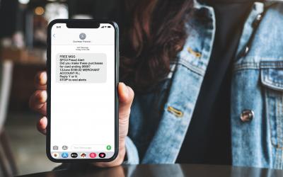 Fraud Text Mockup 01