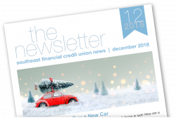 12 December 2018 Newsletter Image